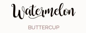 Buttercup Font