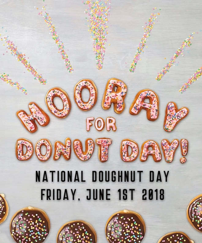 National+Donut+Day