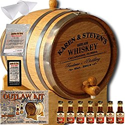 Whiskey Barrel Kit